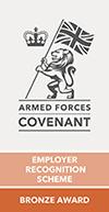 Bronze Employer Recognition Scheme Award