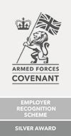 Silver Employer Recognition Scheme Award