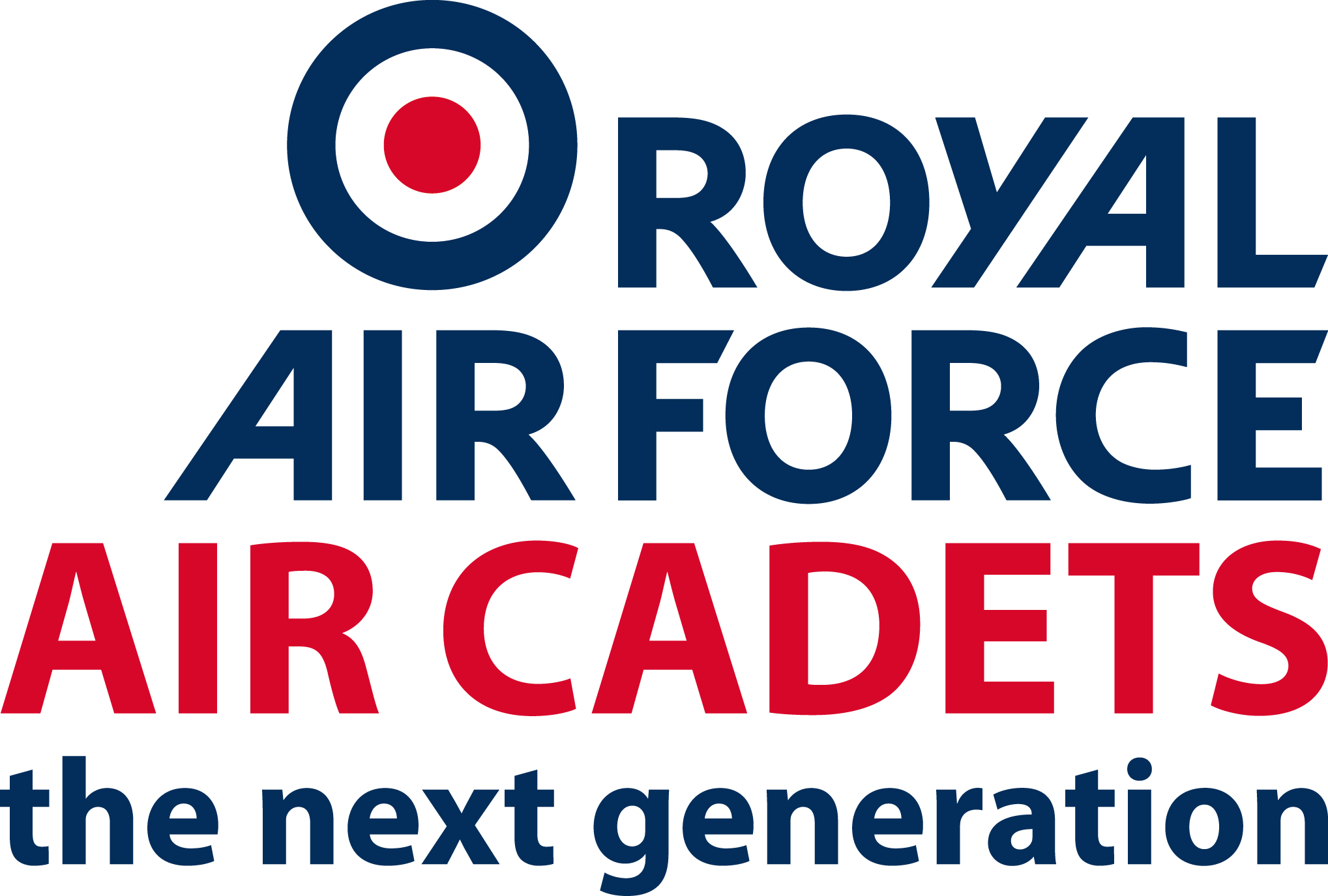 Royal Air Force Air Cadets logo