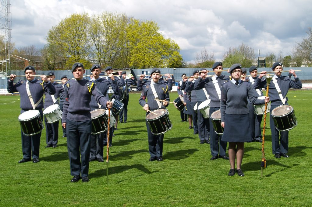 Air Cadet Band