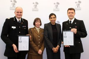 Warwickshire and West Mercia Police ERS Award