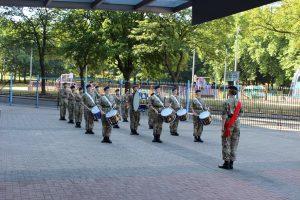 ACF Cadet Band Performance