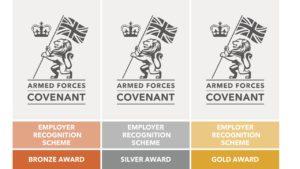 Employer Recognition Scheme Logos
