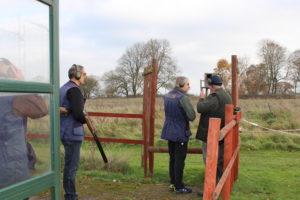 Beginners Clay Pigeon Shooting