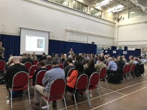 Presentation at the MAP Symposium