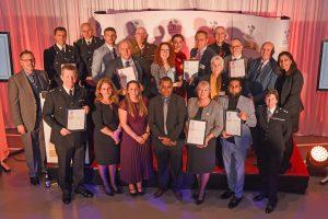 West Midland RFCA Winners