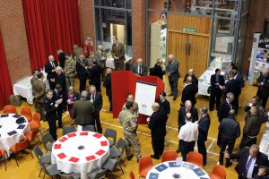 Guests at WM RFCA's Autumn Briefing