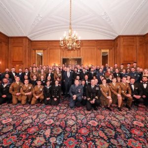 All Military Personnel at Millies