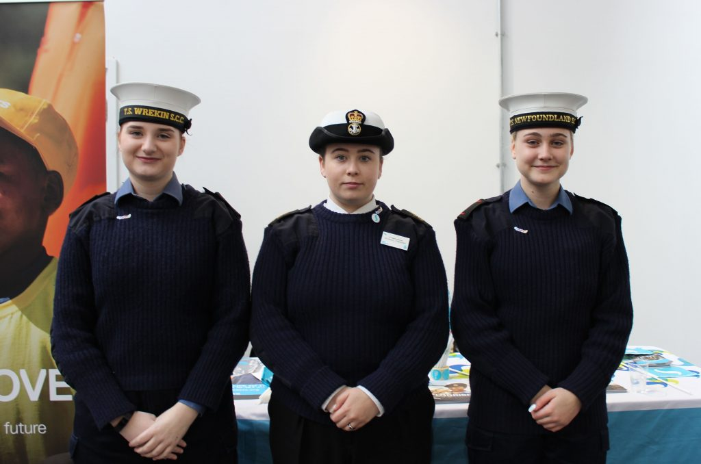 Telford and Wolverhampton Sea Cadets