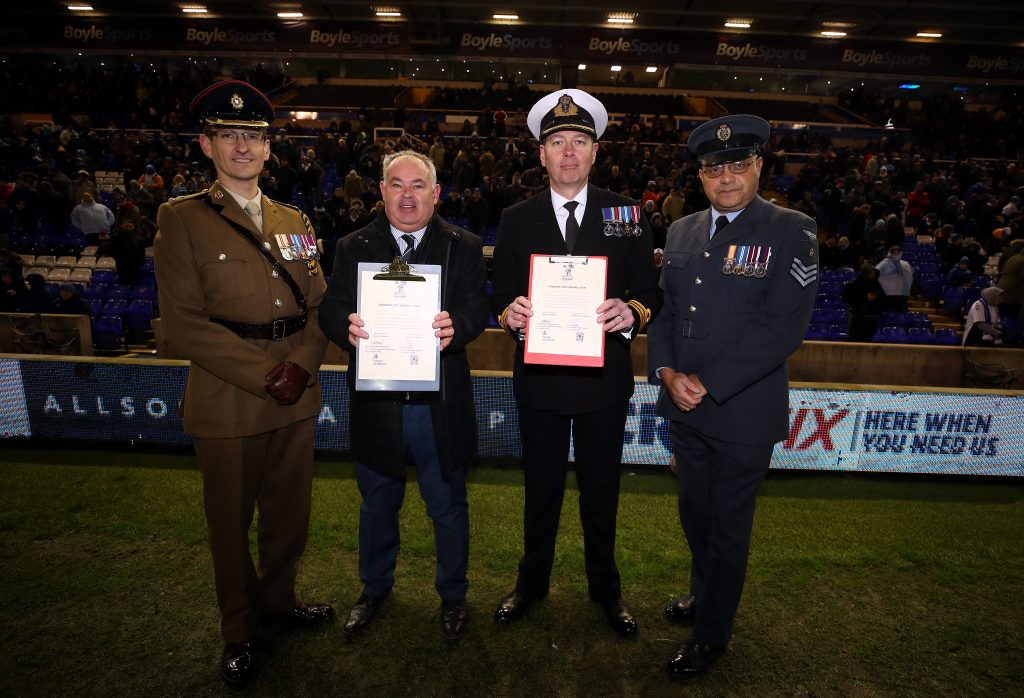 Armed Forces Covenant Signing