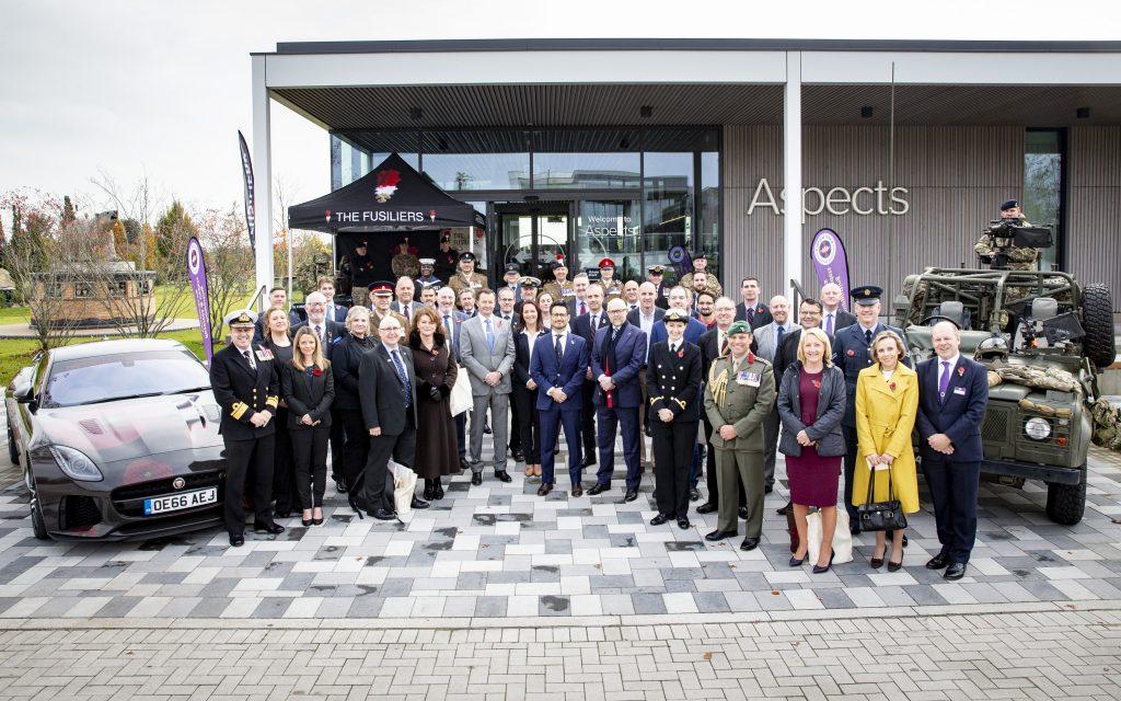 Silver Employer Recognition Scheme winners 2019