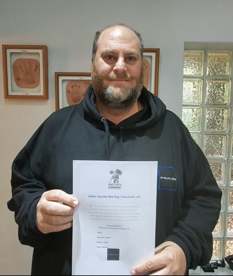 South Africa Director with signed Covenant