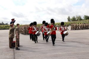 Staffordshire ACF Corps of Drums on Annual Camp 2019