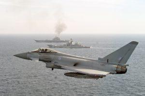 Military Aircraft and ships