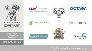Herefordshire winners logos