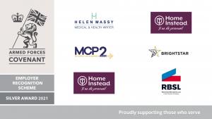 Shropshire winners logos