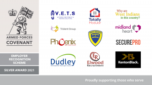 West Midlands winners logos