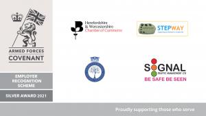 Worcestershire winners logos