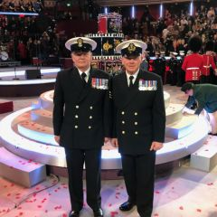 HMS Forward Festival of Remembrance 3